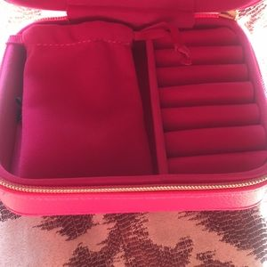 Mary Kay Other - Pink travel size jewelry box